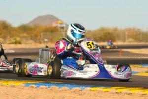 Jake Preston - Number 1 US Rotax Jr