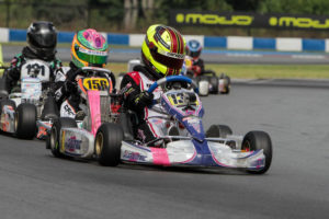 Sting Ray Robb qualified for a third time to the Micro & Mini Invitational on the season, placing second at the Rotax Pan-American Challenge (Photo: Studio52.us)
