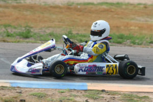 New RPG driver Jeff Fulham earned his first Junior Max podium finish (Photo: SeanBuur.com)