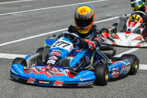 Versteeg capped off his Junior Max championship season with his fifth victory of the year (Photo: SeanBuur.com)