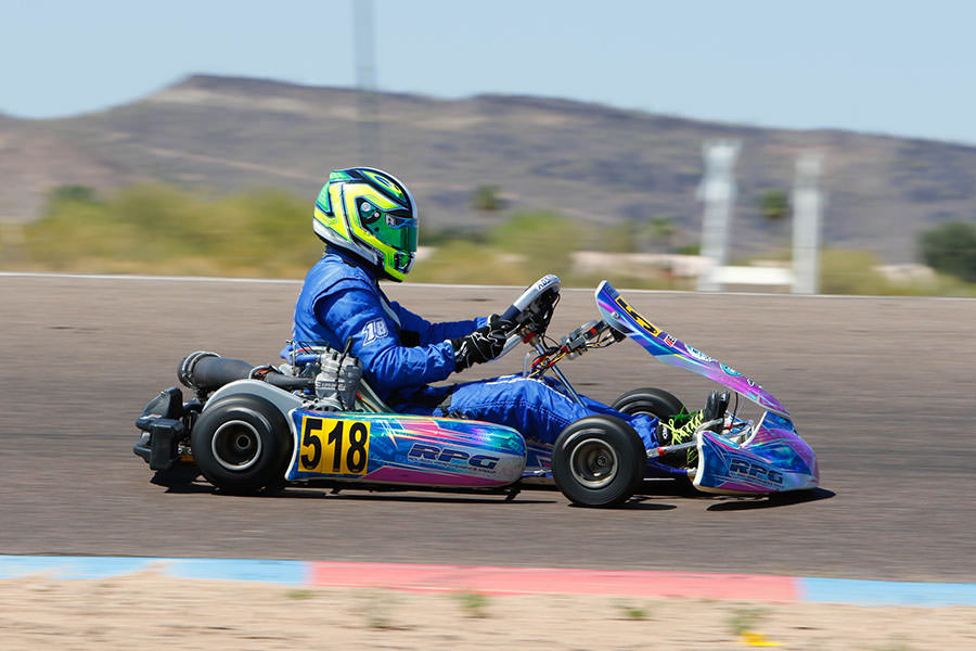 Paulo Lopes earned his first SKUSA Pro Tour victory and remains the point leader in X30 Master (Photo: On Track Promotions – otp.ca)